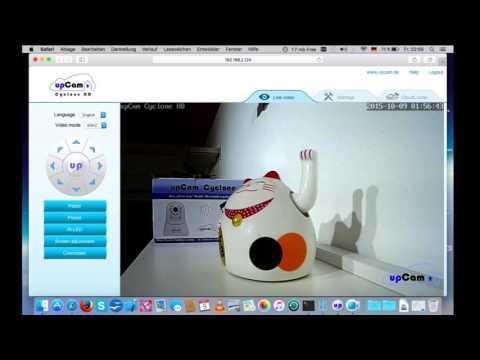 upCam: Fehlendes Plug-In unter Safari - QuickTime wieder aktivieren unter OSX 10.11 El Capitan