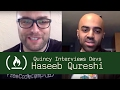AirBnB Software Engineer Haseeb Qureshi - Quincy Interviews Devs