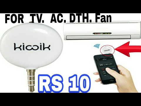 This 10  Rupees IR Blaster Will Make Your Phone a Universal Remote!