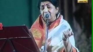 Lata Mangeshkar - Dil to pagal hai