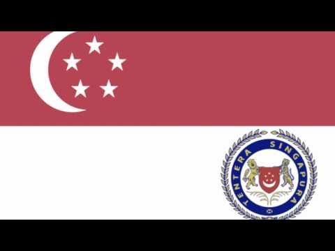 Tentera Singapura – March of The Singapore Armed Forces