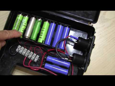 18650 lithium ion batteries