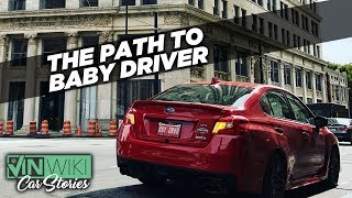How I became the real Baby Driver