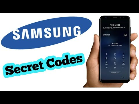 Samsung Top Secret codes