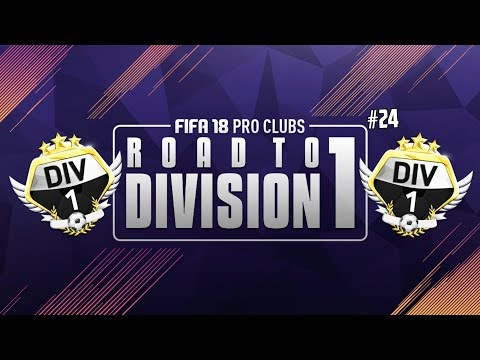 FIFA 18 Pro Clubs Series | #24 | /w TOP 100 FUT Champs Player - Premier Cup!!