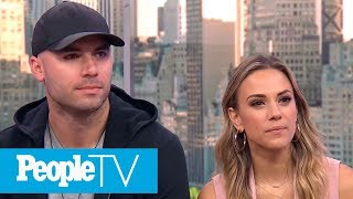 Jana Kramer And Husband Mike Caussin Share Why They're Being Open About His Sex Addiction | PeopleTV