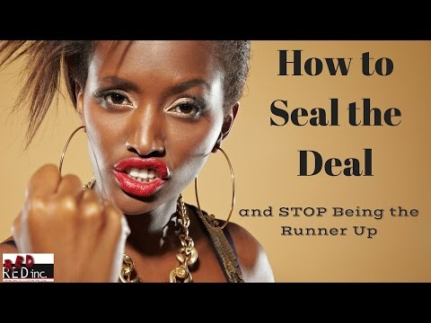 Job Interview Strategies: Seal the Deal and Stop Being the Runner Up
