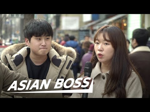 Xxx Mp4 Koreans React To Record High Youth Unemployment Rate Street Interview ASIAN BOSS 3gp Sex