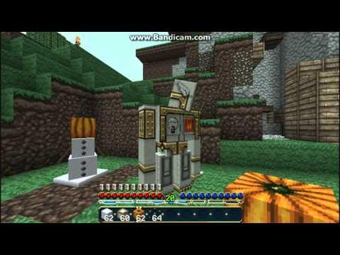 Minecraft: Snow and Iron Golems