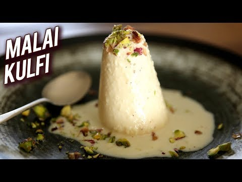 Homemade Kulfi Recipe | Creamy Indian Ice Cream | Divine Taste With Anushruti