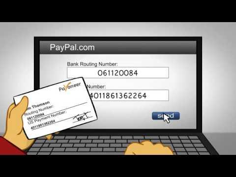 Payoneer Mastercard - Best Prepait Debit Card!!