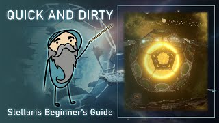 Nemesis - Crisis Ships and the Aetherophasic Engine - Quick and Dirty Stellaris Beginners Guide