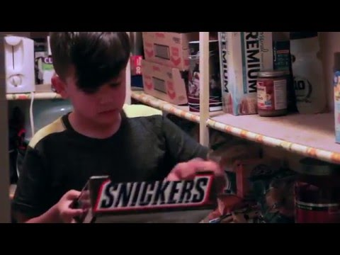 3rd Grade School Project - SNICKERS Commercial
