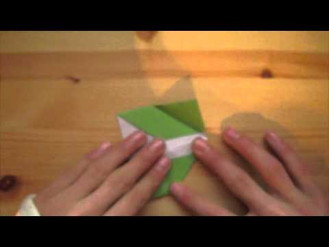 Origami Butterfly for Alice Gray