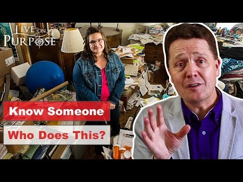 How To Help A Hoarder In Denial