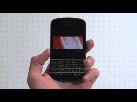 BlackBerry Q10 tips and tricks