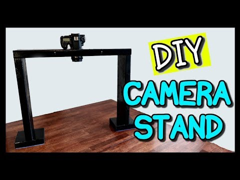 How To Make A Camera Stand | I Am Kristin📍