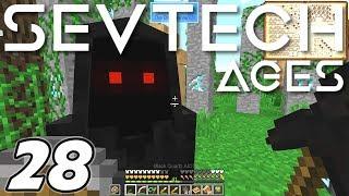 Minecraft - SMELTING and CASTING GOLD | Minecraft Sevtech