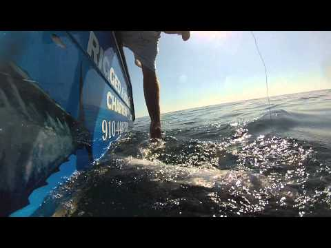 Fall King Mackerel Fishing Out Of Holden Beach, NC With Rigged and Ready Charters