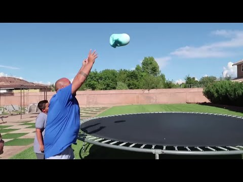 Best Giant Slime Wubble Bubble Water Balloon? What Happens?!