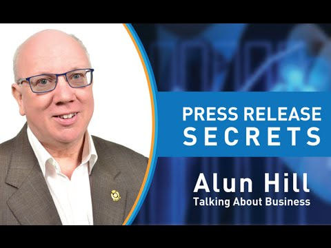 PRESS RELEASE SECRETS - The Easy Way To Promote Your Business