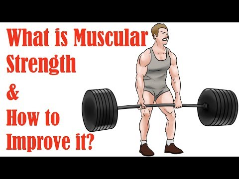 1.  What is Muscular Strength and How to Improve It