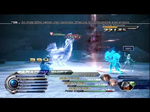 Final Fantasy XIII-2 [HD] - Purple Chocobo Capturing Spot