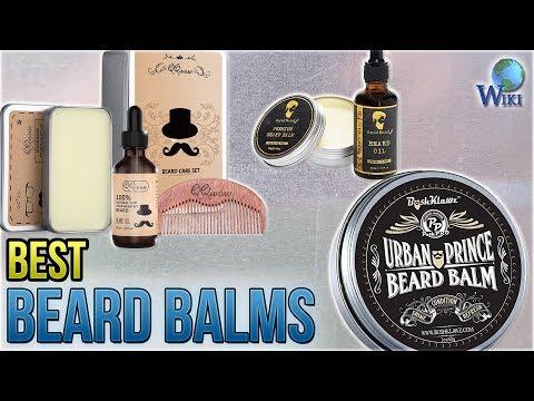 10 Best Beard Balms 2018