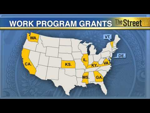 States to Test Ways to Send Food Stamp Recipients to Work