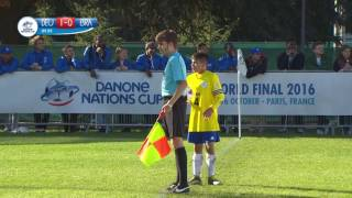 Germany vs Brazil - 1/2 Final - Full Match - Danone Nations Cup 2016