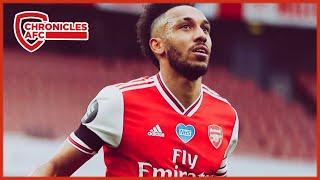 Arsenal 4-0 Norwich City | Premier League | Review | Auba On Fire, Cedric With A Bullet