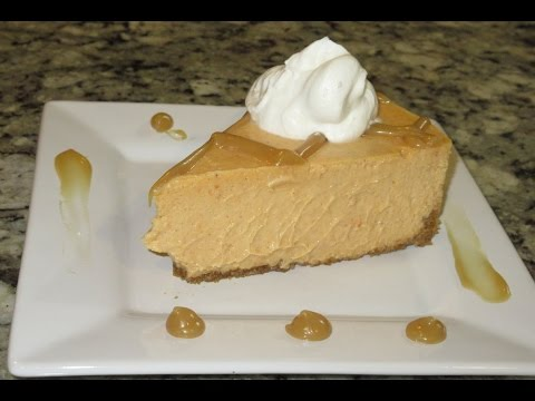 How to Make the BEST New York Style Sweet Potato Cheesecake
