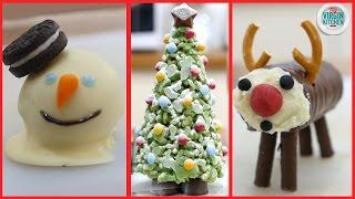 3 DIY CHRISTMAS TREATS