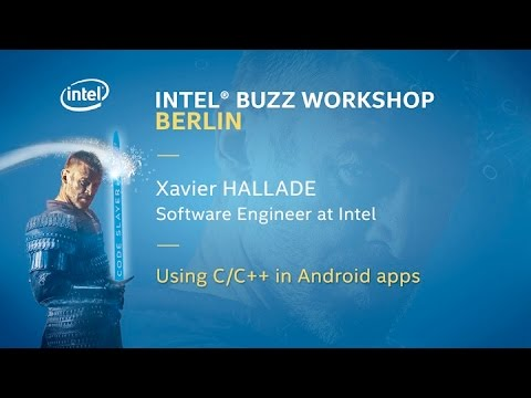 [Android Using C/C++ in Android apps] by Xavier Hallade
