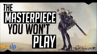 Nier: Automata Review | The Masterpiece You (probably) Won