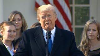 President Trump addresses anti-abortion rally in Washington, D.C.   ABC News