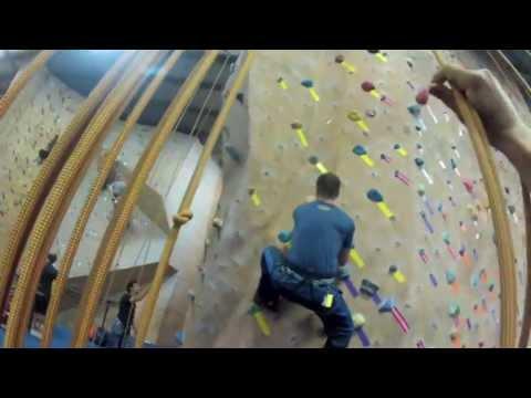 Climbing Mission Cliffs
