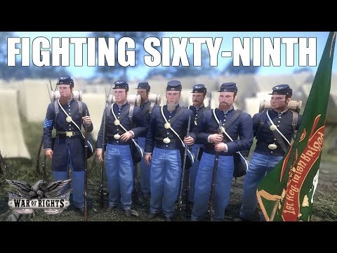 FIGHTING SIXTY-NINTH - War of Rights