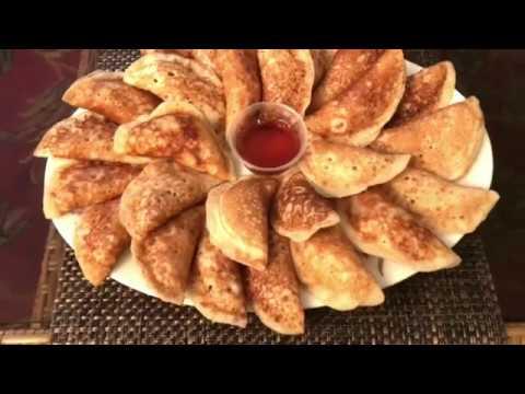 Lebanese Atayef (katayef, Qatayef) Recipe from Scratch: Healthy Lebanese PANCAKES
