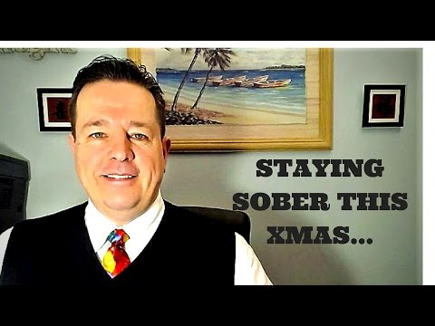 Staying Sober in 2016   Top 5 Tips