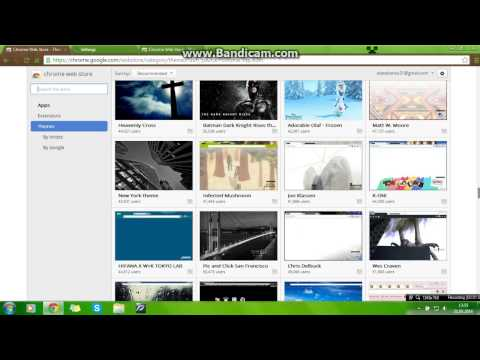 How To Set Up Themes In Google Chrome Tab FREE!!!