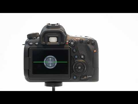 Canon 6D MarkII Continuous Shooting RAW