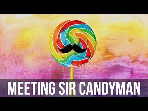 MEETING SIR CANDYMAN (The Hidden) | catabot