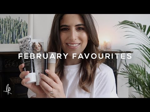 FEBRUARY FAVOURITES | Lily Pebbles