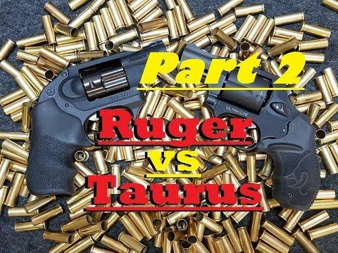 Download Ruger LCR vs Taurus 85 Ultra-Lite plus Taurus 605 PART2