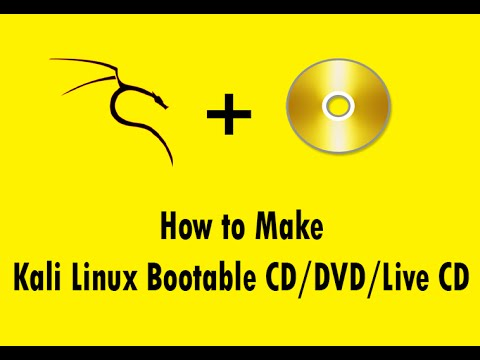 How To Make Linux Bootable / Live CD