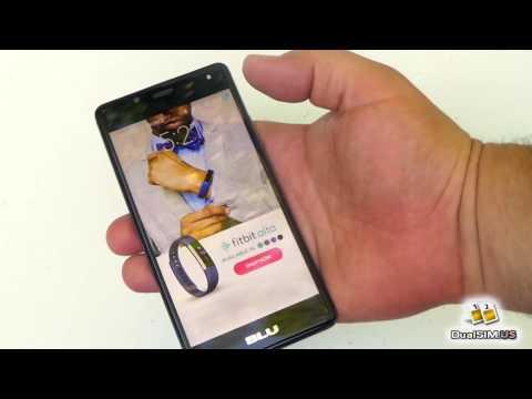 Blu R1 HD - DUAL SIM + How To Install SIM Cards