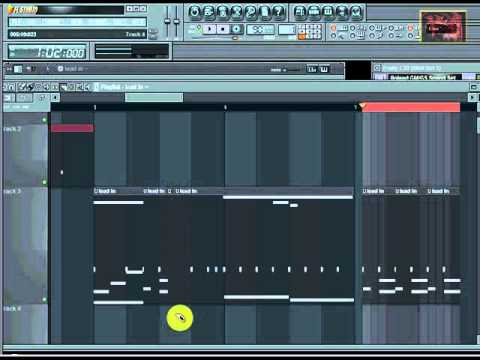 FL Studio Tutorial - How to Slice Beat Clips in Playlist Tracks by VscorpianC