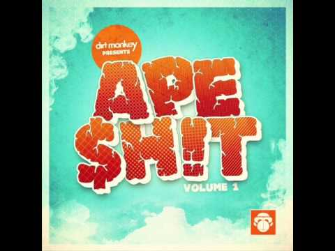 DUBSTEP MIX - Dirt Monkey- Ape shit Volume 1 (Free Download)