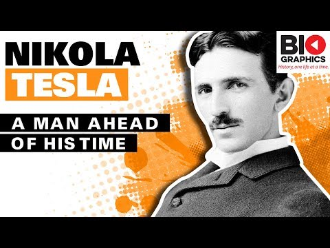 Nikola Tesla: A Man Ahead of His Time